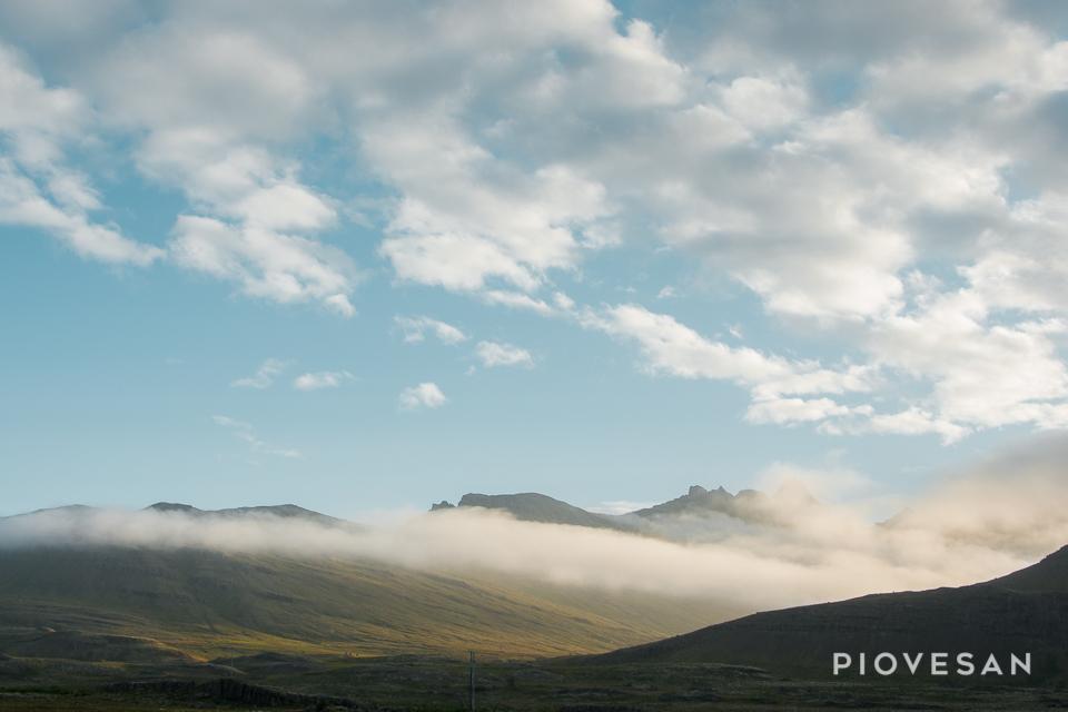 Nuages de Mývatn
